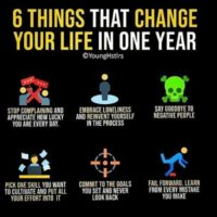 6 habbits which will change your life